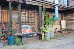 Belt Craft Studios yard 4