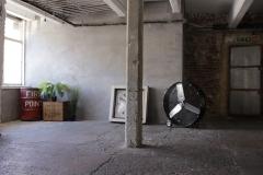 Buckle Factory Grey wall 4