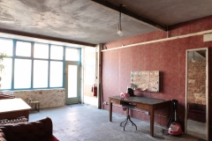 Buckle Factory Green Room