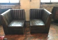 Art Deco Sofa - £200